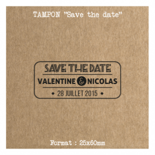 tampon-save-the-date-Ticket