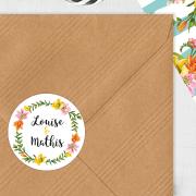 sticker-mariage-lys-bouquet-bd