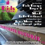 Kids 4 Kids of Rock_6 iunie 2014