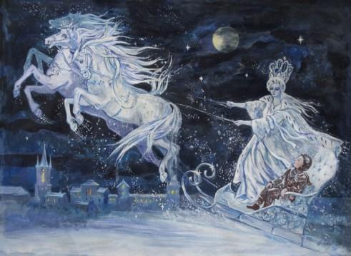 Snow_Queen_by_Elena_Ringo