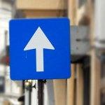 strada indicator sens unic