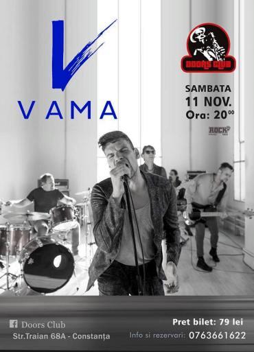 vama doors concert