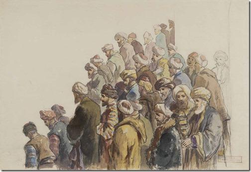 Szathmari Turci la Rusciuc