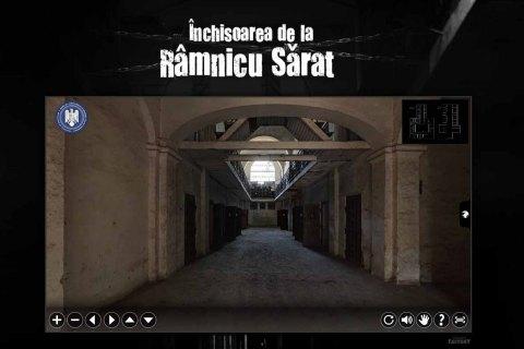 Tur virtual al închisorii comuniste de la Râmnicu Sărat