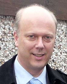 Mr Grayling believes in wuff justice.