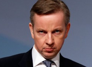 Michael-Gove-looking-odd