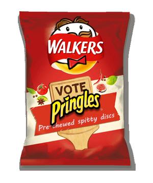 pringle flavour