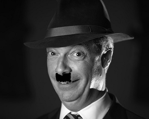 You decide: Hitler, Chaplin or Blakey from 'On the Buses'?