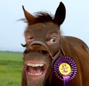 farage horse