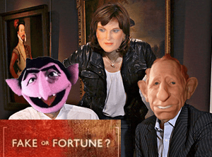Fake or Fortune.