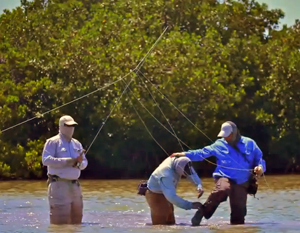 Fishing isn't for everyone.