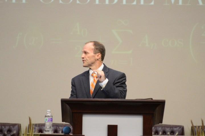 Joe Adams God Does Impossible Math