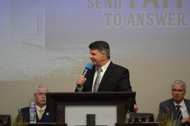 wayne lawson preaching