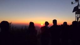 Sunset at Kitt Peak