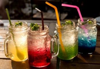 Mocktails for alcohol-free events