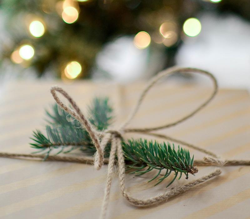 Célébrer la fin d'année sans rassemblement !