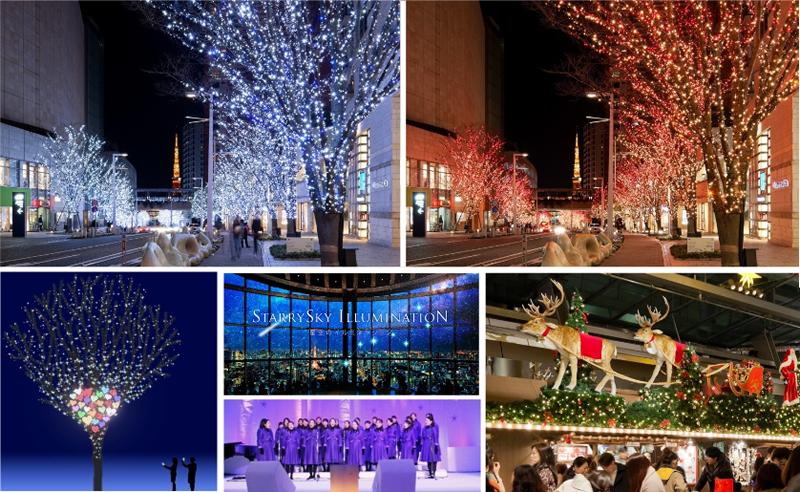 六本木ヒルズ クリスマス2015