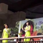 2015年4月12日(日)第24回水かけ祭り2015(ミャンマーのお正月) / 日比谷公園