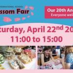 2017年4月22日(土)チェリーブロッサムフェア2017(Cherry Blossom Fair 2017) / 南麻布・東京インターナショナルスクール