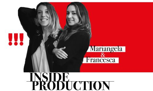 Inside production con Mariangela e Francesca – Red Oyster