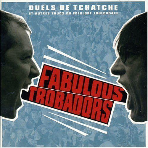 Duels-De-Tchatche-Et-Autres-Trucs-Du Folklore-Toulousain-cover