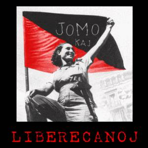 pochette du cd de Jomo, Liberecamoj