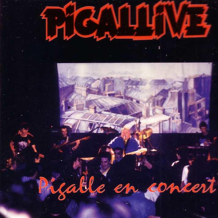 pochette de l'album Pigallive