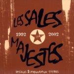pochette 1992 2002 best of les sales majestées