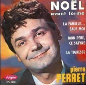 pochette noel avant terme Pierre perret