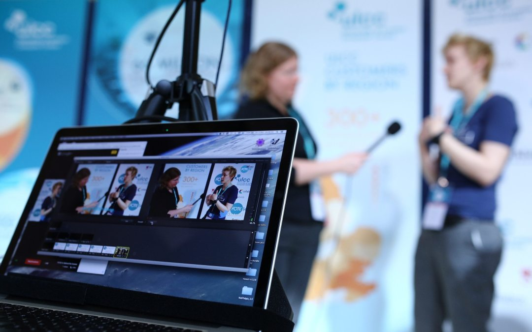 How to Use Google Hangouts on Air at Events