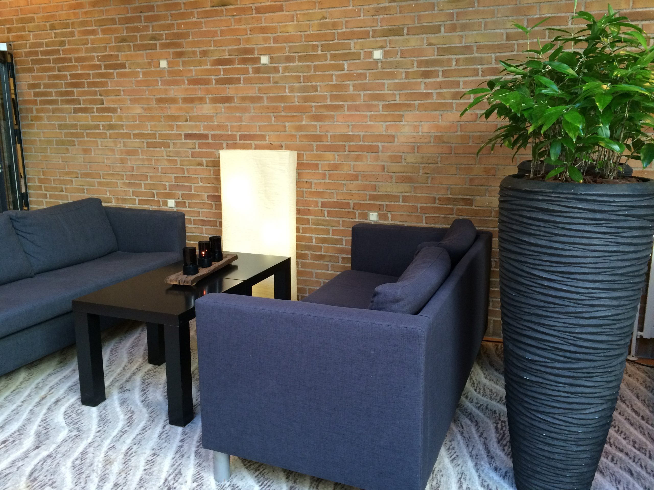 Meetings unplugged: Chill zones