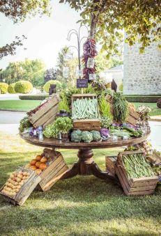 Decoración verduras