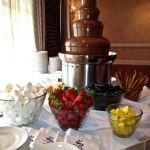 wedding cake alternatives - modern wedding desserts