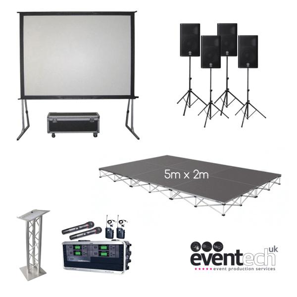 Eventech UK Corporate AV package 2