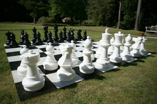 Giant Chess Hire 2