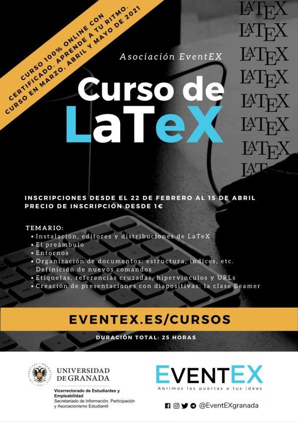 Curso de LaTeX EventEX