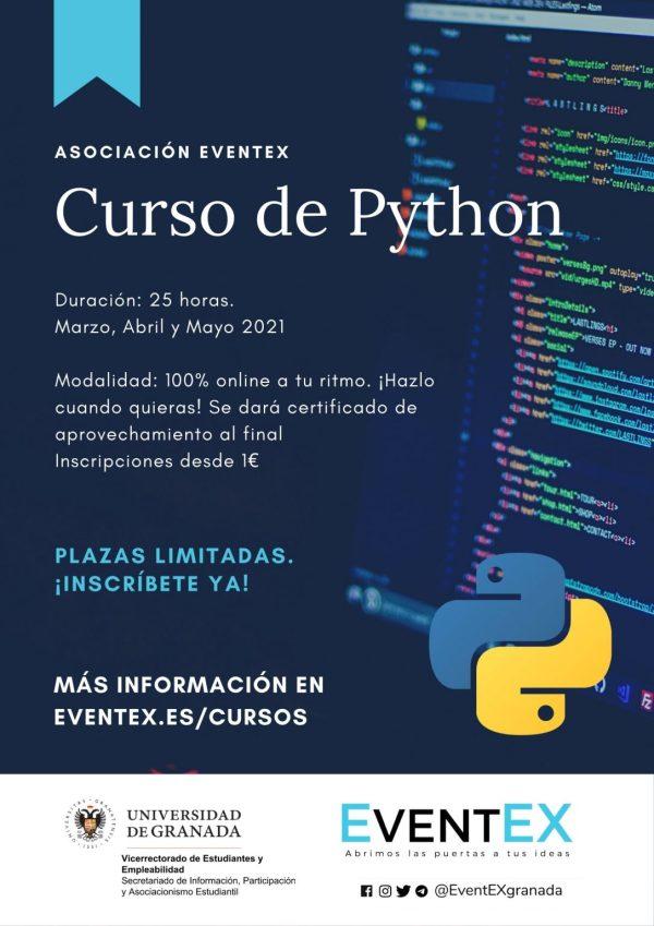 Curso de Python EventEX