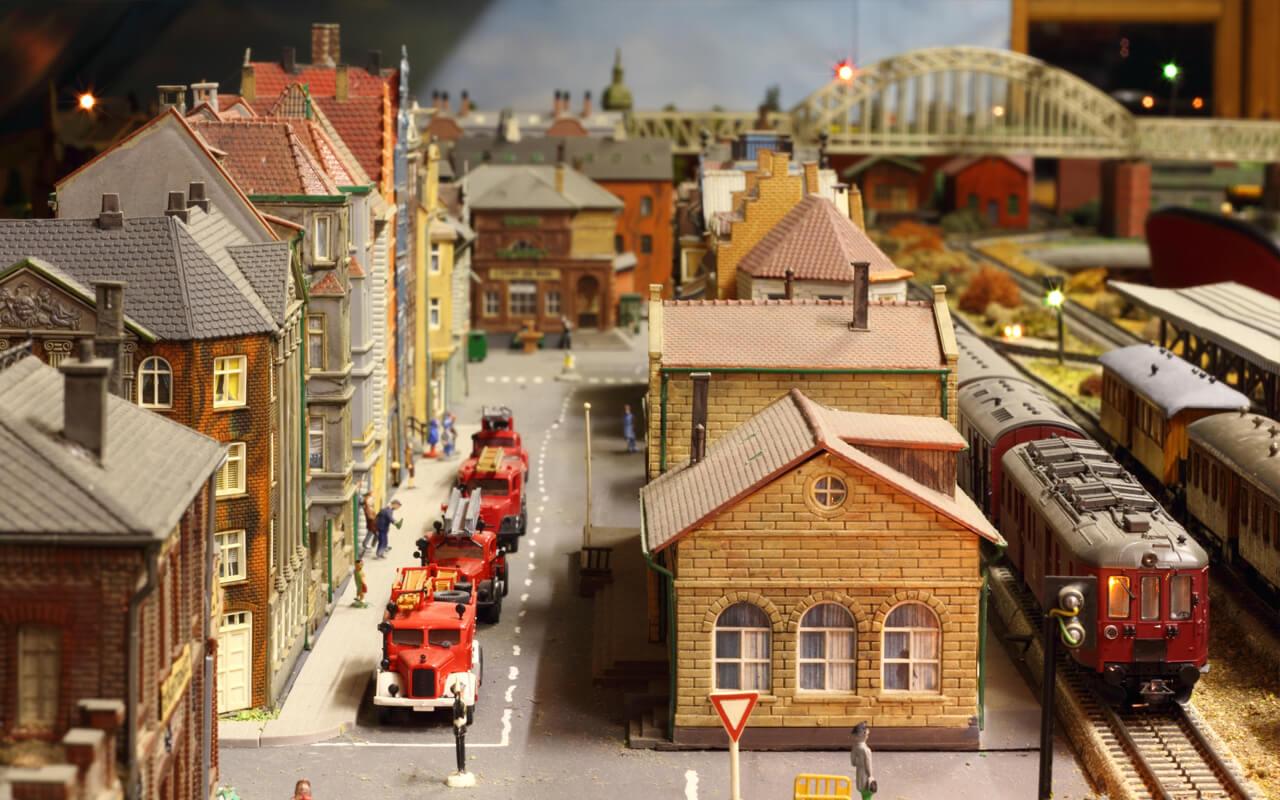 Event Forum Castrop - Event - Spielzeugmarkt Modellbau