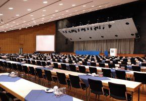 Event Forum Castrop - Räumlichkeiten - Stadthalle - Innenansicht - Tagung