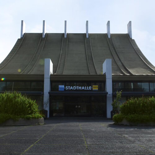 Event Forum Castrop - Räumlichkeiten - Stadthalle
