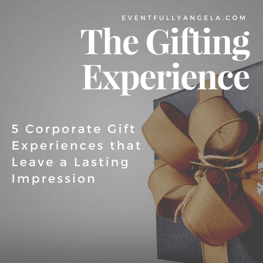 gifting experience