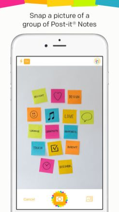 postit_plus_app step 1