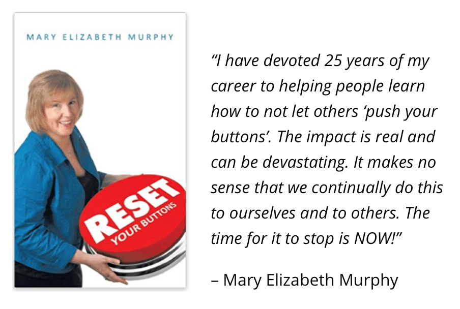 Mary Elizabeth Murphy RESET Your buttons book