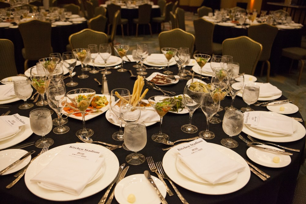 Eventfully Angela | Corporate Event Management: Dinner Experiences