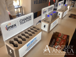 charging stations