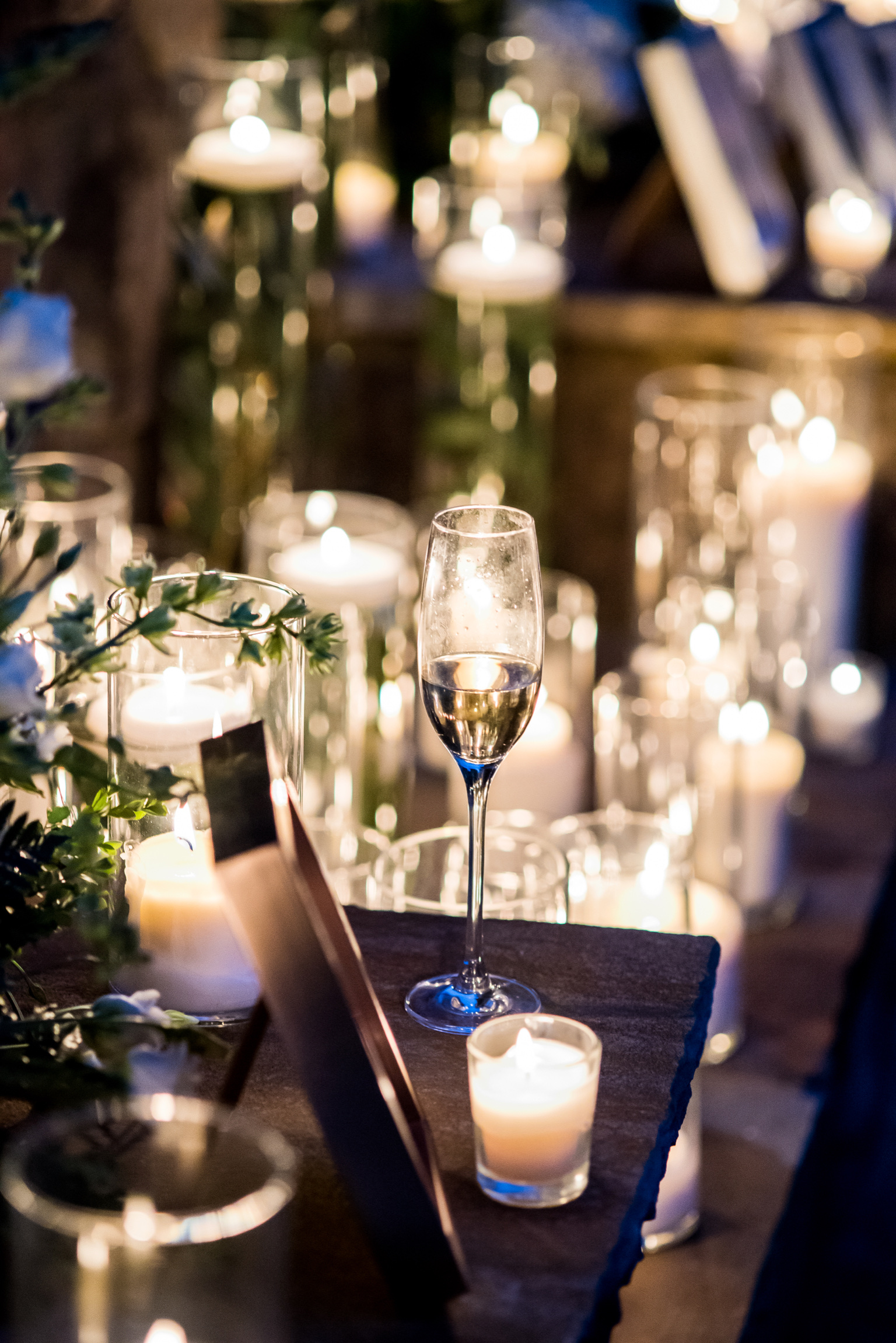 candlelight decor