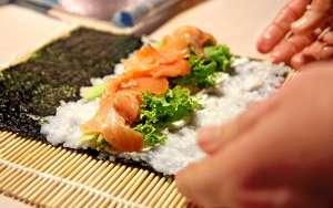 EventHouse sushi