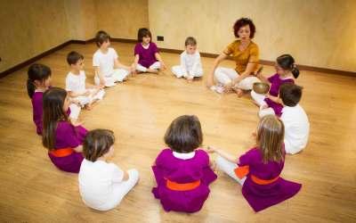 1° Corso di fomazione Insegnanti Yoga per Bambini nel Salento