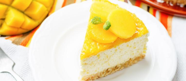Passions-Fruchttorte