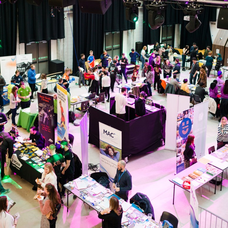 Exhibitions and fairs